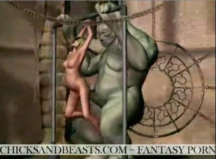 ดูหนังเอ็กซ์การ์ตูน18+ Fantasy Porn เย็ดครั้งแรกกับเจ้าปีสาจควยใหญ่ยิงกว่าควยช้าง หีฉีกก็งานนี้แหละ