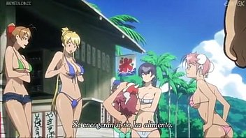 การ์ตูนโป๊ญี่ปุ่น Highschool Porn แนวเปลี่ยนบรรยากาศเย็ดริมชายหาด แต่ละคนหุ่นสุดเอ็กซ์ ลีลาเย็ดไม่ธรรมดาแต่ละคนxx