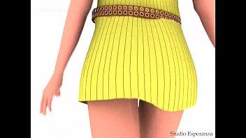Anime girl ถ่ายหนังโป๊ฝรั่งเวอร์ชั่นหนังเอ็กซ์การ์ตูน นางแบบถ่ายนู้ดโดนเอาคากองถ่ายxxนมใหญ่หัวนมชมพู