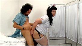 คลิปหลุดสาวพยาบาล [Nurse Porn] เข้ามาตรวจคนป่วยทางโรคประสาทแถมบ้ากาม คุณพยาบาลสาวเลยโดนตั้มเสียทรงเลย