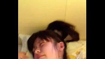 วิดิโอคลิปมีเซ็กกับแฟนอายุแค่14ก็ปี้กันเป็นแล้วนอนให้เย็ดหลับตาพริ้มนมก็เด้งดึ๋งๆเสียวร้องครางในลำคอ