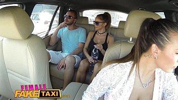 Fake Taxi HD หนังโป๊ฝรั่งออนไลน์แนวเย็ดกันบนรถแท็กซี่ ชวนโชว์เฟอร์สาวเซ็กซี่มาแจมด้วยแบบสวิงกิ้งจัดหนักกันคาเบาะหลัง