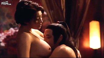 หนังโป๊จีนJin Ping Mei ตำนานพิศวาสดอกเหมย18+เอาฉากเลิฟซีนระหว่างพระเอกนางเอกกำลังขึ้นขย่มกันตอนฝนตกเสียงผ่าฟ้ากลบเสียงครางดังมิด