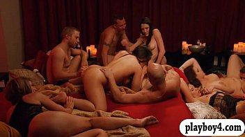 ชาวต่างชาติเปิดบ้านพักแถวพัทยาจัดปาร์ตี้สวิงกิ้งมั่วเซ็กซ์เย็ดเสียงดังมากๆparty sex swinging สดสดถุงยางไม่ใส่