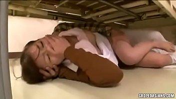 โคตรหื่น จับพยาบาลเย้ดใต้เตียง ญาติคนไข้สายเงี่ยน เลียหีจนสั่น ข่มขืนแบบโหด มัน เสียว