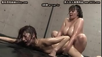 Hot Japaneses เลสเบี้ยนญี่ปุ่นโชว์ฉากเย็ดโคตรเด็ด เบิร์นแล้วติ้วหีบีบนมกันเสียวจัด ใส่ควยปลอมแล้วกระแทกหีโดนเย็ดจนหมดแรง