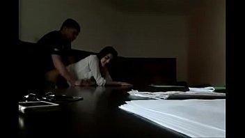 ห้องเชือดไทย18+ คลิปไทยตั้งกล้อง ลูกน้องขายหีแลกตำแหน่ง เย็ดเจ้านายXXXในห้องประชุมบริษัท